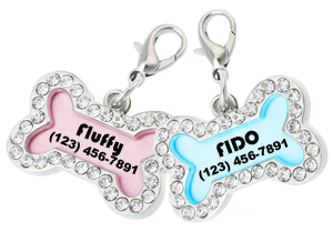 Peppy Collection Club Personalized Id Tag